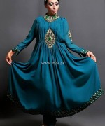 Satrangi by Saqib Formal Wear Dresses 2013 for Women 008