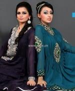 Satrangi by Saqib Formal Wear Dresses 2013 for Women 009
