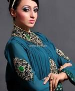 Satrangi by Saqib Formal Wear Dresses 2013 for Women 012