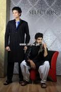 Selection Kurta Shalwar Collection 2013 For Eid 001
