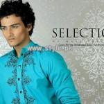 Selection Kurta Shalwar Collection 2013 For Men 008