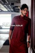 Selection Kurta Shalwar Collection 2013 For Men 009