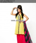 Shehrbano Eid Collection 2013 For Girls 001