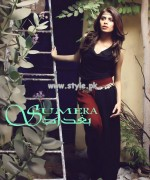Sumera Baghdadi Party Wear Dresses 2013 For Girls 001