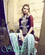 Sumera Baghdadi Party Wear Dresses 2013 For Girls 003