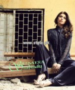 Sumera Baghdadi Party Wear Dresses 2013 For Girls 004