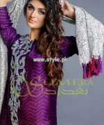 Sumera Baghdadi Summer Collection 2013 For Girls 003