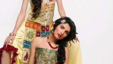 Syeda Amera Clothing Bridal Wear Collection 2013 For Women 005