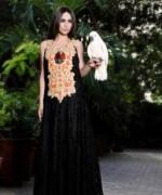 Tabassum Mughal Semi-formal Wear Dresses 2013 005