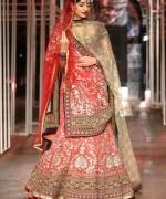 Tarun Tanhiliani Collection At Indian Bridal Fashion Week 2013 001