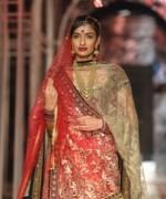 Tarun Tanhiliani Collection At Indian Bridal Fashion Week 2013 009