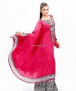 Umar Sayeed Silk Collection 2013 by Alkaram 005
