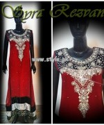 Vibgyor by Syra Party Dresses 2013 For Girls 002