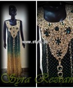 Vibgyor by Syra Party Dresses 2013 For Girls 003