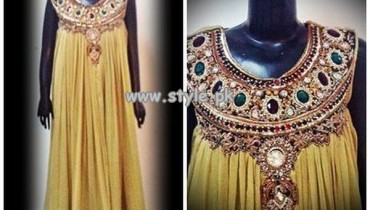 Vibgyor by Syra Party Dresses 2013 For Women 007