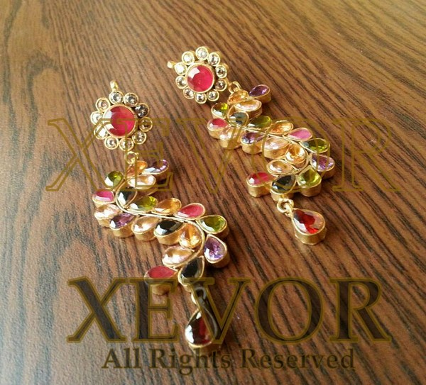 Xevor Wedding Jewellery Collection 2013 For Women 005