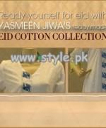 Yasmeen Jiwa Eid Collection 2013 For Girls 001