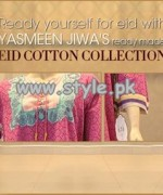 Yasmeen Jiwa Eid Collection 2013 For Girls 002