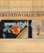 Yasmeen Jiwa Eid Collection 2013 For Girls 003