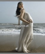 Zaheer Abbas White Collection 2013 For Summer 004