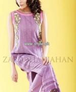 Zara Shahjahan Eid Collection 2013 For Girls 001