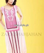 Zara Shahjahan Eid Collection 2013 For Girls 002