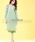 Zara Shahjahan Eid Collection 2013 For Girls 003