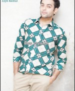 Zayn Rashid Casual Wear Shirts 2013 For Boys 002
