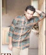 Zayn Rashid Casual Wear Shirts 2013 For Men 006