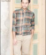 Zayn Rashid Casual Wear Shirts 2013 For Men 009
