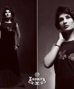 Zunaira Lounge Casual Wear Collection 2013 For Women 001