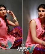 Zunaira Lounge Casual Wear Collection 2013 For Women 0010
