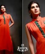 Zunaira Lounge Casual Wear Collection 2013 For Women 005