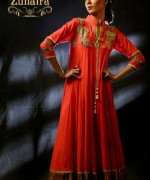 Zunaira Lounge Party Wear Collection 2013 For Women 0012