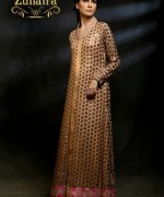 Zunaira Lounge Party Wear Collection 2013 For Women 004