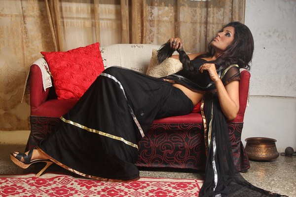 Aarasteh By Faryal Saree Collection 2013 For Women 0013