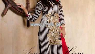 Anum and Hina Eid-Ul-Azha Collection 2013 For Girls 001