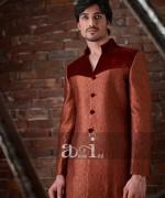 Arsalan Iqbal Sherwani Collection 2013 For Men 0019