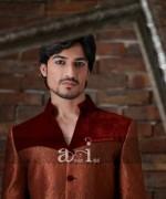 Arsalan Iqbal Sherwani Collection 2013 For Men 003