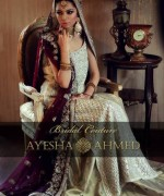 Ayesha Ahmed Bridal Wear Collection 2013 for Women 002