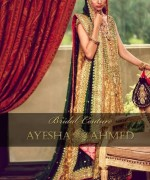 Ayesha Ahmed Bridal Wear Collection 2013 for Women 007
