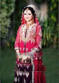 Beautiful Bridal Dresses---A dream of every Pakistani Bride