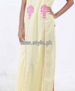 Black and White Couture Kurtaan Collection 2013 For Women 006