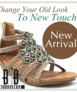 BnB Accessories Fall Footwear Collection 2013 for Women 007