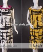 Daaman New Dresses 2013 For Fall 002