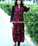Damak Autumn Collection 2013 For Girls 004