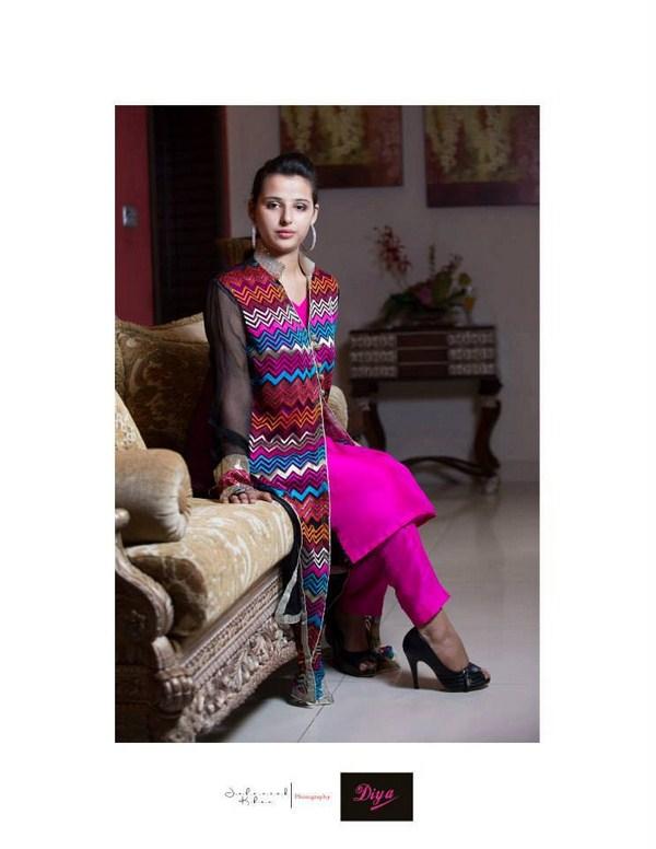 Diya Fall Collection 2013 For Women 0010