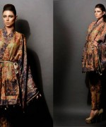 Fahad Hussayn Couture King Shadows Collection 2013 For Women 005