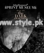 Fahad Hussayn Print Museum Collection 2013 Campaign 005