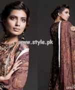Fahad Hussayn Print Museum Limited Edition 2013 For Fall 003